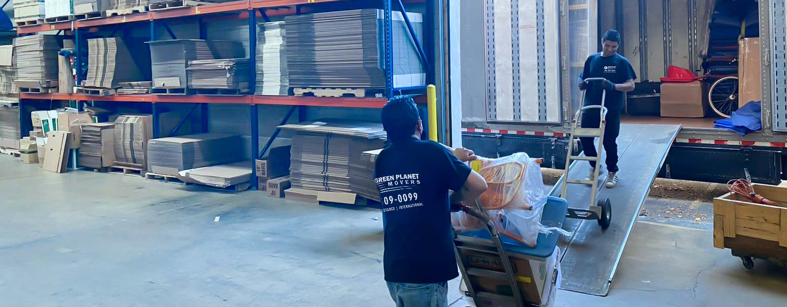 moving storage solutions denver